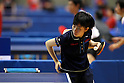Kasumi Ishikawa, JANUARY 20, 2011 - Table Tennis : All Japan Table Tennis Championships,  Mixed Doubles at Tokyo Metropolitan Gymnasium, Tokyo, Japan. (Photo by Daiju Kitamura/AFLO SPORT) [1045]..