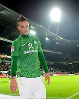 FUSSBALL   1. BUNDESLIGA   SAISON 2011/2012    16. SPIELTAG SV Werder Bremen - VfL Wolfsburg          10.12.2011 Marko Arnautovic (SV Werder Bremen)