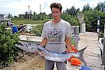 Jonathon Schlosser W/ Barracuda Bait