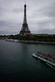 Paris, France<br /> August 13, 2011<br /> <br /> Streets near the Eiffel Tower.