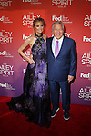 Board Member, Gala Co-Chair, Model, Actress, Owner of Let Loose Apparel Ricki Lander and The Kraft Group Owner Robert Kraft, Attend Alvin Ailey American Dance Theater-Ailey Spirit Gala 2015 Held at The David H. Koch Theater