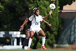 15 August 2014: North Carolina's Jewel Christian. The University of North Carolina Tar Heels hosted the University of Missouri Tigers at Fetzer Field in Chapel Hill, NC in a 2014 NCAA Division I Women's Soccer preseason match. Missouri won the exhibition 2-1.