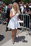 Britney Spears at the X-Factor auditions in Kansas City, Missouri. June 8, 2012. Credit: MediaPunch Inc. ***NO GERMANY***NO AUSTRIA***