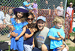 08-25-12 64th Celebrity Softball - Artists vs Writers - Mark Feuerstein Royal Pains