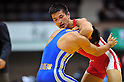 Ryutaro Matsumoto, DECEMBER 21, 2011 - Wrestling : All Japan Wrestling Championship Men's Greco-Roman Style -60kg Semi-Final at 2nd Yoyogi Gymnasium, Tokyo, Japan. (Photo by Jun Tsukida/AFLO SPORT) [0003].