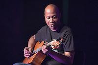 Tony Remy - Dominic Miller Band  im Hallenbad Wolfsburg am 28.May 2014. Foto: Rüdiger Knuth