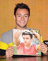 NOV 10 Tom Daley Calendar Signing @ HMV