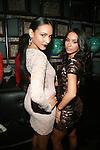 EQ Enterprises' Eunice Quinones and Model Jessica Caban Attend JONES MAGAZINE PRESENTS SACHIKA TWINS BDAY BASH at SL, NY 12/12/11