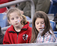 Young Revolution fans.  The Colorado Rapids defeated the New England Revolution, 2-1, at Gillette Stadium on April 24.2010