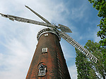 Buttrum's Mill, Woodbridge, Suffolk, UK