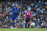 Photographer Stephen White/CameraSport<br /> <br /> The Premier League - Manchester City v Leicester City - Saturday 13th May 2017 - Etihad Stadium - Manchester<br /> <br /> World Copyright &copy; 2017 CameraSport. All rights reserved. 43 Linden Ave. Countesthorpe. Leicester. England. LE8 5PG - Tel: +44 (0) 116 277 4147 - admin@camerasport.com - www.camerasport.com