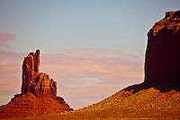 Monument Valley Navajo Tribal Park, Arizona and Utah