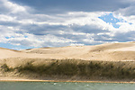 Alexandria Dunefield and the Sundays River, Sundays River Estuary, Algoa Bay, Eastern Cape, South Africa