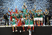 Mexico vs Honduras April 02 2012
