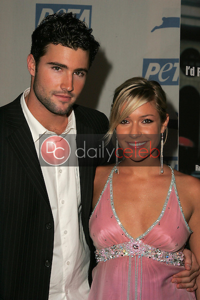 Brody Jenner and Kristin Cavalleri<br />at PETA's 25th Anniversary Gala and Humanitarian Awards Show. Paramount Pictures, Hollywood, CA. 09-10-05<br />Dave Edwards/DailyCeleb.Com 818-249-4998