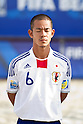 Tomoya Uehara (JPN), SEPTEMBER 02, 2011 - Beach Soccer : FIFA Beach Soccer World Cup Ravenna-Italy 2011 Group D match between Japan 2-3 Mexico at Stadio del Mare, Marina di Ravenna, Italy, (Photo by Enrico Calderoni/AFLO SPORT) [0391]