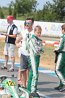 Ortona (CH) 21/07/2013: Mick Schumacher durante la gare di Kart del campionato europeo Cik-Fia. Foto Adamo Di Loreto/buenaVista*photo. Mick Schumacher during the European Cik-Fia on July 21, 2013. Photo: Adamo Di Loreto/buenaVista*photo.