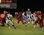 Lafayette High vs. Memphis Trezvant in Oxford, Miss. on Friday, August 27, 2010. Lafayette won 35-16 to improve to 2-0.