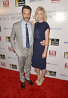 HOLLYWOOD, CA - SEPTEMBER 16: Reid Scott and Elspeth Keller attend The Television Industry Advocacy Awards benefiting The Creative Coalition hosted by TV Guide Magazine & TV Insider at the Sunset Towers Hotel on September 16, 2016 in Hollywood, CA. Credit: Koi Sojer/Snap'N U Photos/MediaPunch