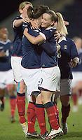 01/04/10 Scotland v Bulgaria