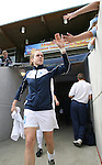 3 December 2006: North Carolina's Heather O'Reilly. The University of North Carolina Tarheels defeated the University of Notre Dame Fighting Irish 2-1 at SAS Stadium in Cary, North Carolina in the NCAA Division I Women's College Cup championship game.