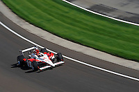 10-18 May 2008, Indianapolis, Indiana, USA. Mario Moraes's Honda/Dallara.©2008 F.Peirce Williams USA.
