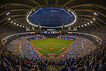 2014-03-28+29 MLB: Mets at Blue Jays Exhibition at Olympic Stadium