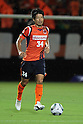 Yosuke Kataoka (Ardija), AUGUST 7, 2011 - Football / Soccer : 2011 J.League Division 1 match between Omiya Ardija 2-2 Vegalta Sendai at NACK5 Stadium Omiya in Saitama, Japan. (Photo by Hiroyuki Sato/AFLO)