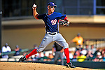5 March 2009: Washington Nationals' pitcher Ryan Wagner on the mound during a Spring Training game against the Detroit Tigers at Joker Marchant Stadium in Lakeland, Florida. The Tigers defeated the visiting Nationals 10-2 in the Grapefruit League matchup. Mandatory Photo Credit: Ed Wolfstein Photo