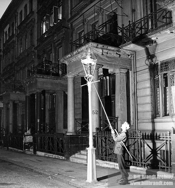 Lamplighter Kensington 1940s