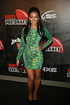Denyce Lawton Attends ESPN The Magazine Presents the Ninth Annual Pre-Draft Party at The Waterfront,   NY   4/25/12