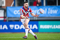 Picture by Alex Whitehead/SWpix.com - 12/03/2017 - Rugby League - Betfred Super League - Wakefield Trinity v Salford Red Devils - Beaumont Legal Stadium, Wakefield, England - Wakefield's Mitch Allgood