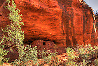 Lost Canyon Ruin - Sedona, Arizona. Sinaquan Culture.<br />