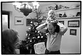 Donald Tusk Polish prime minister and his grandson Mikolaj, at home in Gdansk, Poland, Nov 2009.(Photo by Piotr Malecki / Napo Images)..Donald Tusk i jego wnuk Mikolaj w domu..Gdansk, Listopad 2009.Fot: Piotr Malecki dla Gala/Napo Images...***ZAKAZ PUBLIKACJI W INTERNECIE I TABLOIDACH FAKT, SUPEREXPRESS*** CENA ZDJECIA CENNIK FORUM PLUS 50%***.*** Zdjecie moze byc uzyte w prasie, gdy sposob jego wykorzystania oraz podpis nie obrazaja osob znajdujacych sie na fotografii ***.