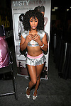Adult Film Actress Misty Stone Attends EXXXOTICA 2013 New York/New Jersey Held at the Raritan Center in Edison NJ
