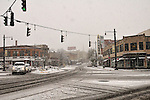 TORRINGTON CT, 29 OCT 11-102911AJ01- Downtown Torrington at 2:30 p.m. Saturday.  Alec Johnson / Republican-American