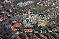 Ortszentrum Wentorf Umbau: EUROPA, DEUTSCHLAND, SCHLESWIG- HOLSTEIN, REINBEK, WENTORF (GERMANY), 10.03.2017:  Ortszentrum Wentorf Umbau