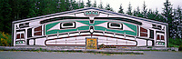 Totem Poles Panoramic Photos