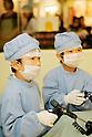 """KIDZANIA TOKYO, """"Edutainment City"""",.July 2007, Japan...Kento Terada et Ryuko Matsue"""