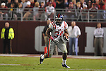 Ole Miss running back Brandon Bolden (34) at Bryant-Denny Stadium in Tuscaloosa, Ala.  on Saturday, October 16, 2010. Alabama won 23-10.