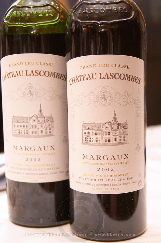 Chateau Lascombes, Margaux, Medoc, Bordeaux, France