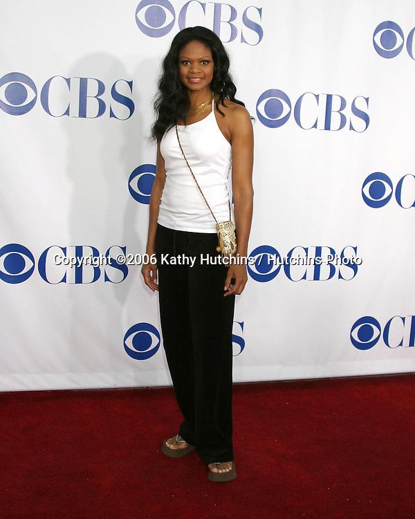 Kimberly Elise.CBS TCA Party.Padadena, CA.July 15, 2006.©2006 Kathy Hutchins / Hutchins Photo....