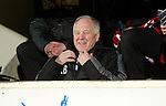 St Johnstone v Aberdeen....02.03.11 .Aberdeen manager Craig Brown.Picture by Graeme Hart..Copyright Perthshire Picture Agency.Tel: 01738 623350  Mobile: 07990 594431