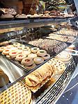 Italian bakery, Puglia, Italy