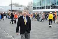 SPEEDSKATING: HEERENVEEN: Thialf IJsstadion, Jan Dijkema , ISU President Speed Skating, ©foto Martin de Jong