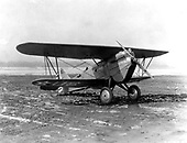 The Curtiss P-1 Hawk was the first United States Army aircraft to be assigned the P (Pursuit) designation.  The first production P-1, serial number 25-410, was delivered on August 17, 1925..Credit: U.S. Air Force via CNP