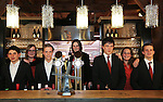 Foto: VidiPhoto..KESTEREN - Jonge ondernemers voor (en in restaurant) molen De Zwaluw in Kesteren.. 