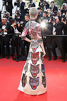 """Li Yuchun at the """"Okja"""" premiere during the 70th Cannes Film Festival at the Palais des Festivals on May 19, 2017 in Cannes, France. (c) John Rasimus /MediaPunch ***FRANCE, SWEDEN, NORWAY, DENARK, FINLAND, USA, CZECH REPUBLIC, SOUTH AMERICA ONLY***"""