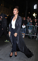 NEW YORK, NY April .19, 2017 Janet Mock attend Harper's Bazaar 150th Anniversary Party at the Rainbow Room in New York April 19,  2017. Credit:RW/MediaPunch