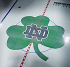 Oct. 4, 2011; Lefty Smith Rink, Compton Family Ice Arena..Photo by Matt Cashore/University of Notre Dame